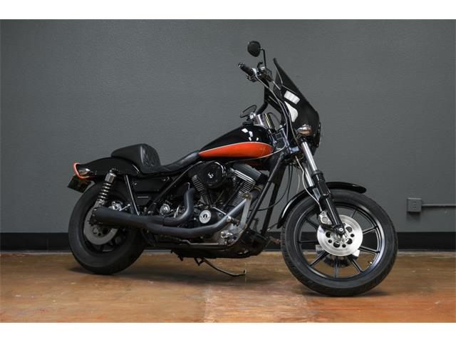 1983 Harley-Davidson Motorcycle (CC-1302399) for sale in Temecula, California