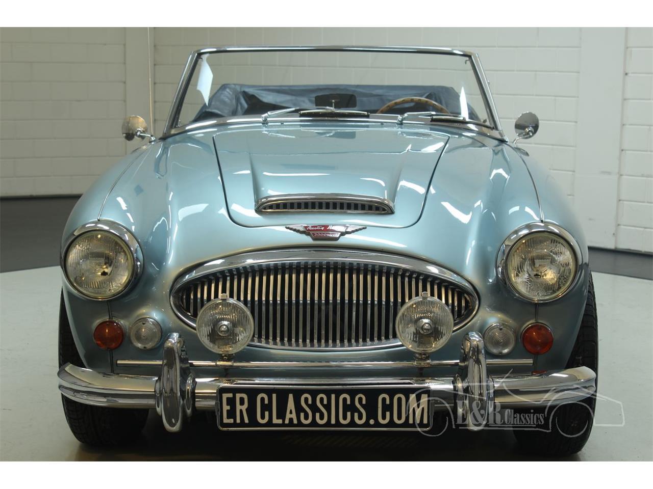 1967 Austin-Healey 3000 Mark III (CC-1302421) for sale in Waalwijk, Noord-Brabant
