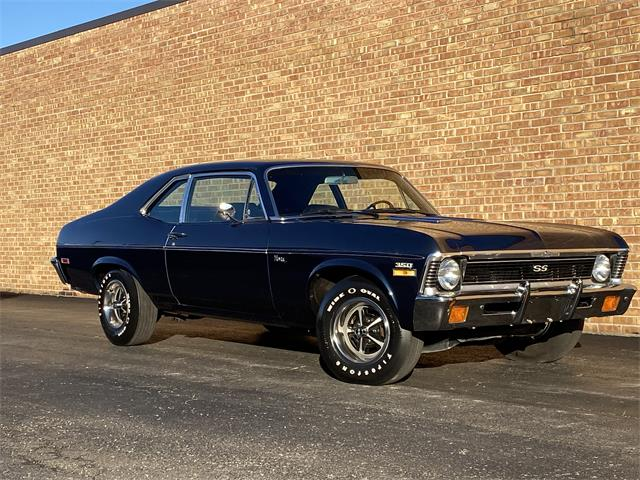 1972 Chevrolet Nova (CC-1302422) for sale in Addison, Illinois
