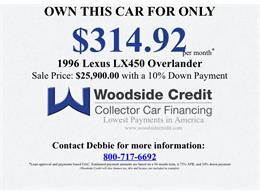 1996 Lexus LX (CC-1302431) for sale in Conroe, Texas