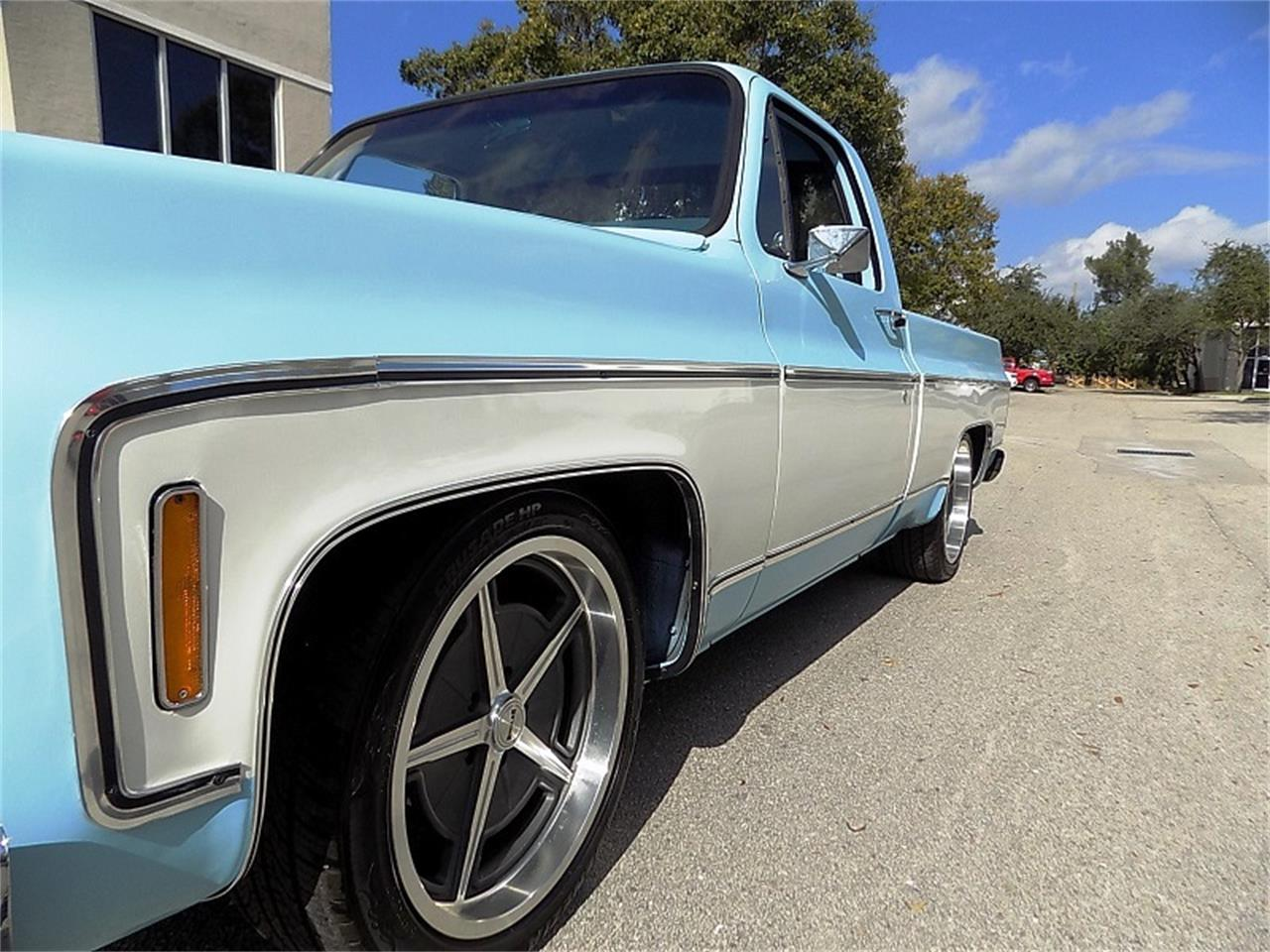 1973 Chevrolet C10 (CC-1302433) for sale in pompano beach, Florida