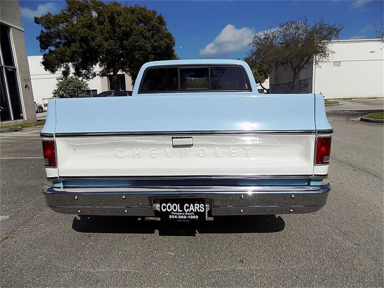 1973 Chevrolet C10 (CC-1302433) for sale in pompano beach, Florida