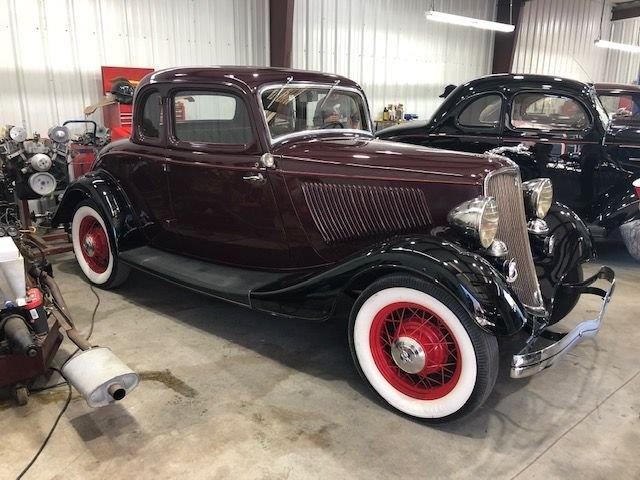 1933 Ford Coupe (CC-1302444) for sale in Concord, North Carolina