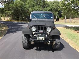 1979 Jeep CJ7 (CC-1302452) for sale in Boerne, Texas