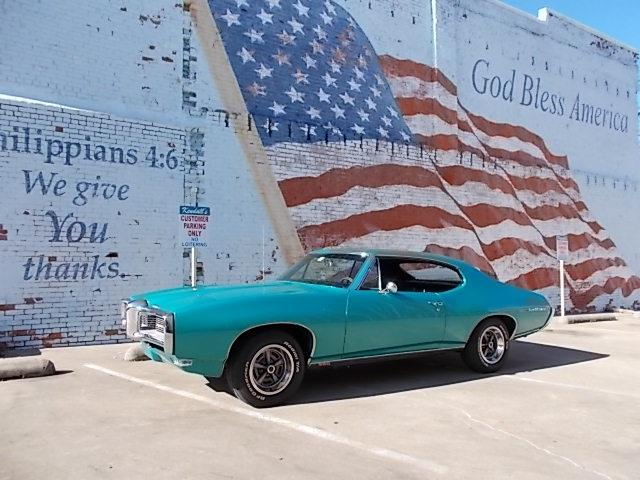 1968 Pontiac LeMans (CC-1302472) for sale in Skiatook, Oklahoma