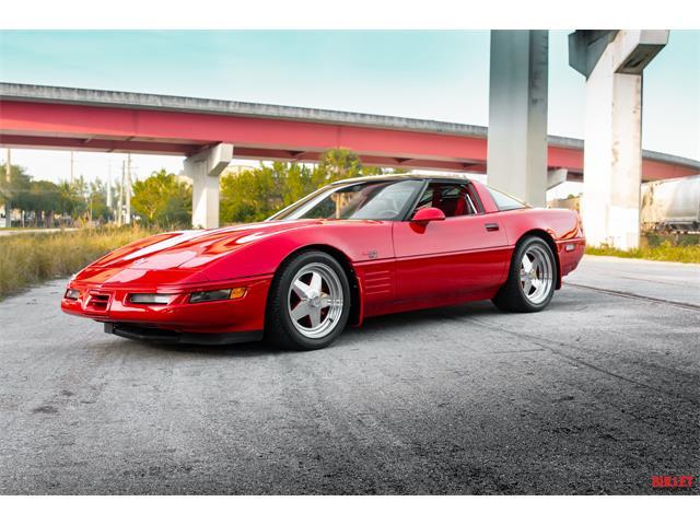 1990 Chevrolet Corvette ZR1 (CC-1302473) for sale in Fort Lauderdale, Florida