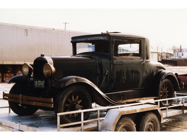 1929 Oldsmobile Street Rod (CC-1302476) for sale in Red Deer, Alberta