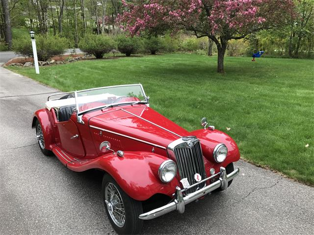 1954 MG TF (CC-1302488) for sale in Holly Springs, North Carolina