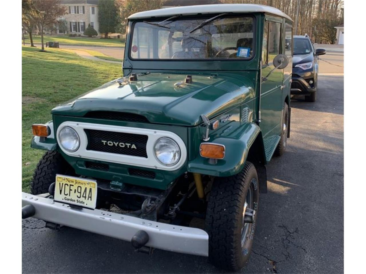 for sale 1974 toyota land cruiser fj in monmouth junction, new jersey cars - monmouth junction, nj at geebo