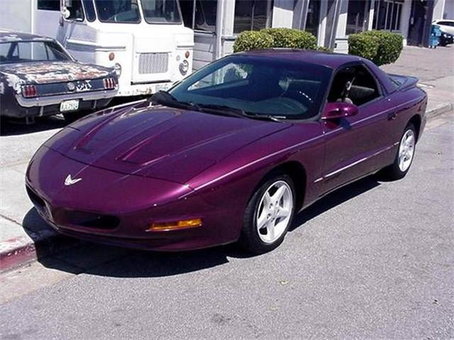 1996 Pontiac Firebird For Sale On Classiccarscom