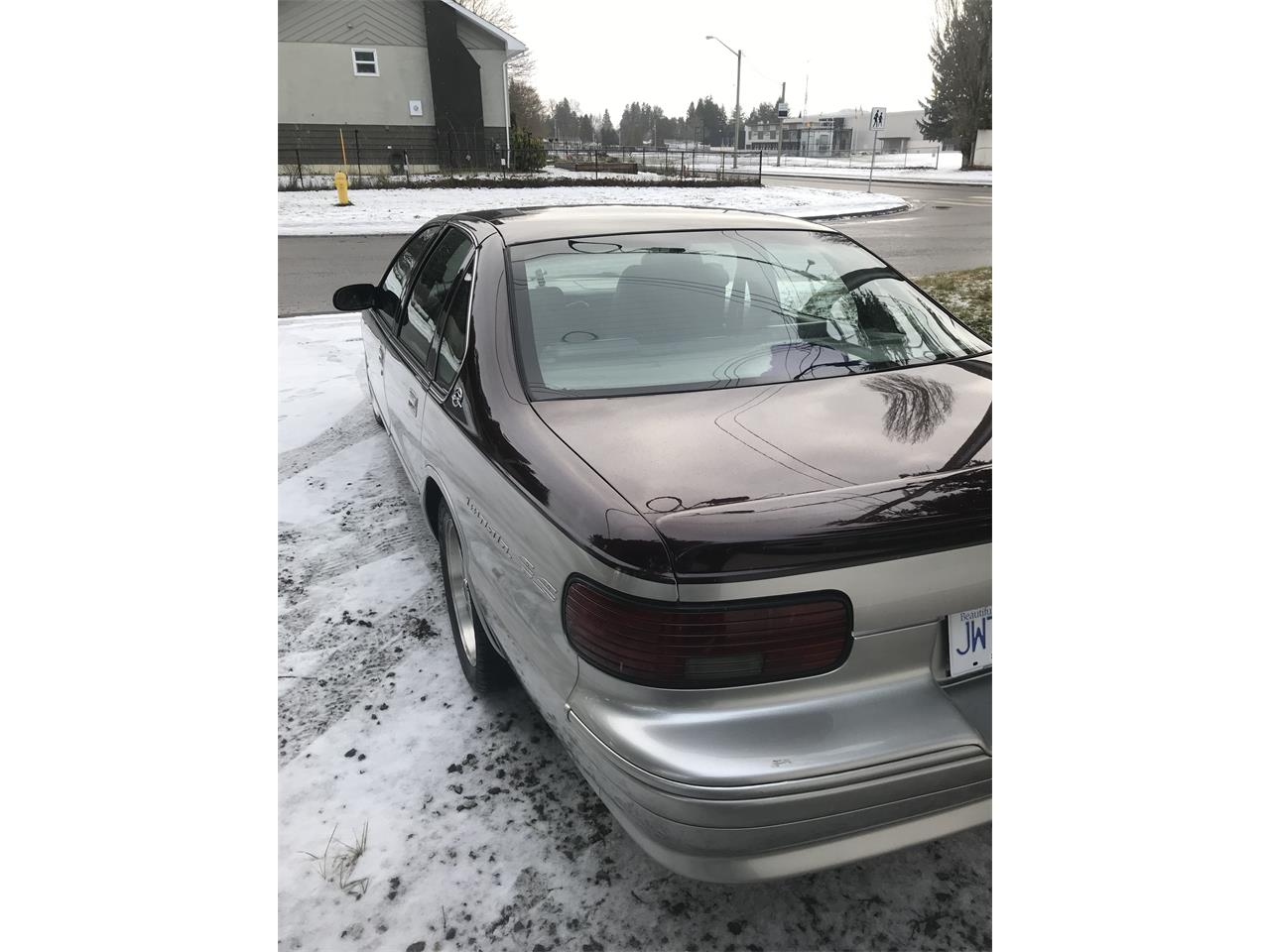 1996 Chevrolet Impala SS (CC-1302501) for sale in Terrace, British Columbia