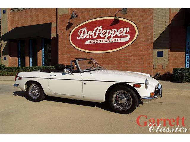 1972 MG MGB (CC-1302506) for sale in Lewisville, TEXAS (TX)