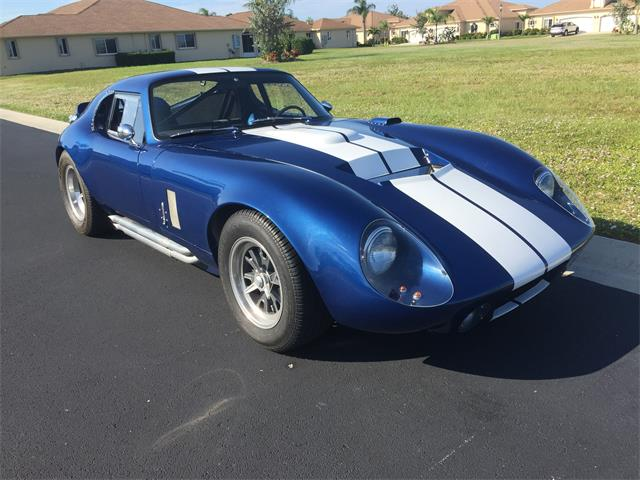 1965 Shelby Daytona (CC-1302507) for sale in Port Charlotte, Florida