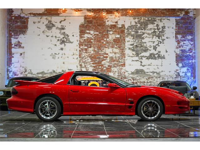 2002 Pontiac Firebird Trans Am WS6 (CC-1302511) for sale in Bonner Springs, Kansas