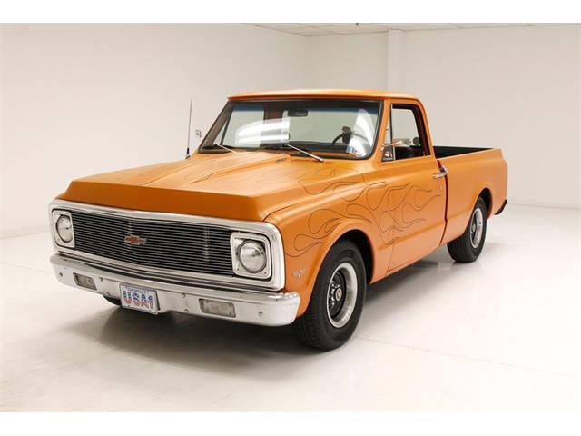 1972 Chevrolet C10 (CC-1302515) for sale in Morgantown, Pennsylvania