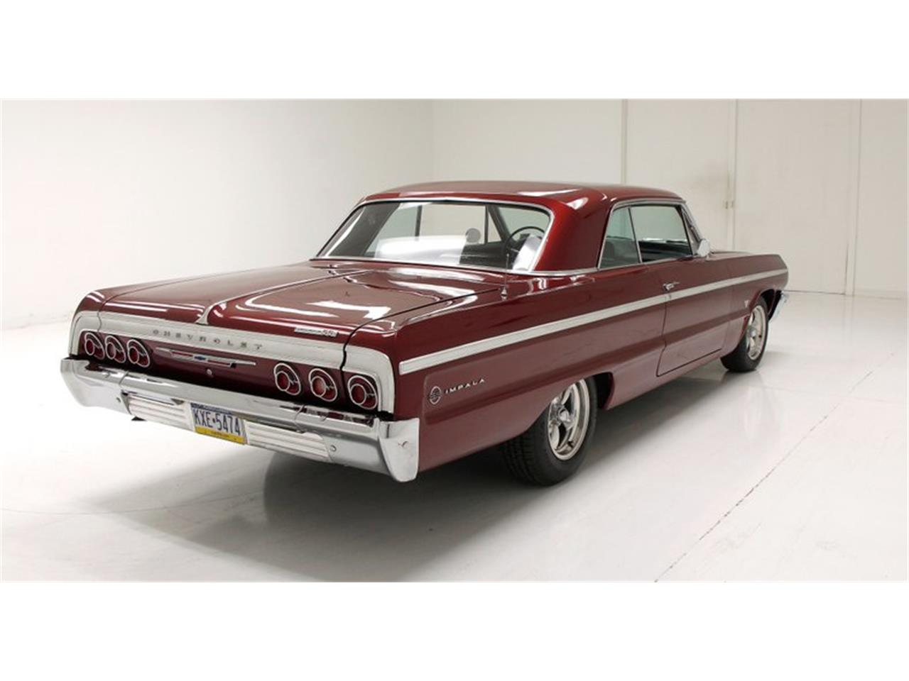 1964 Chevrolet Impala (CC-1302518) for sale in Morgantown, Pennsylvania