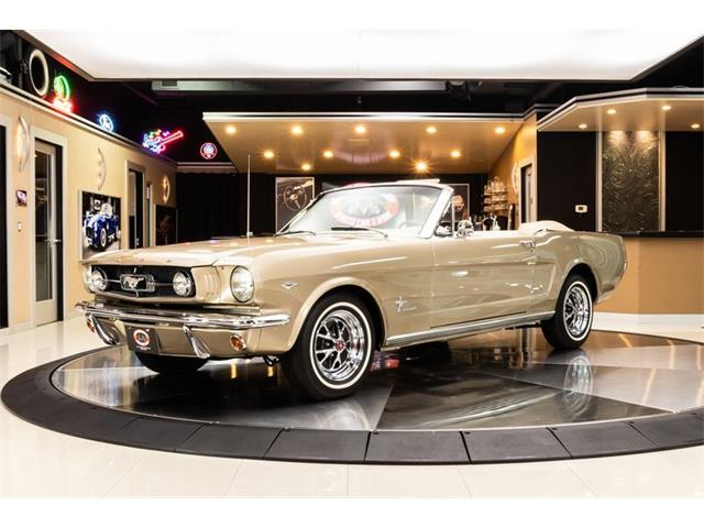 1965 Ford Mustang (CC-1302530) for sale in Plymouth, Michigan
