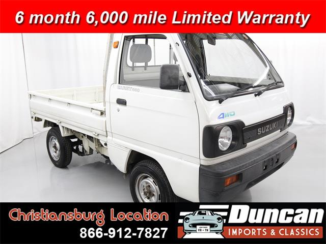 1991 Suzuki Carry (CC-1302531) for sale in Christiansburg, Virginia