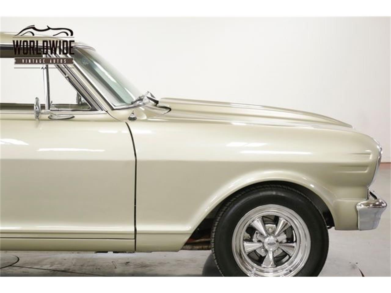 1963 Chevrolet Nova (CC-1302540) for sale in Denver , Colorado
