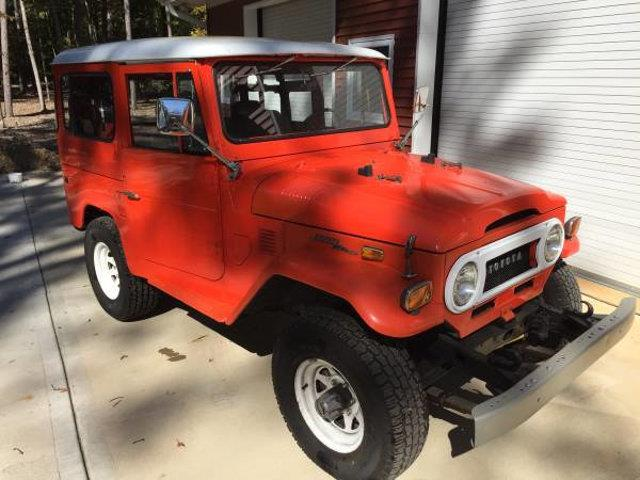 1973 Toyota Land Cruiser FJ (CC-1302544) for sale in Long Island, New York