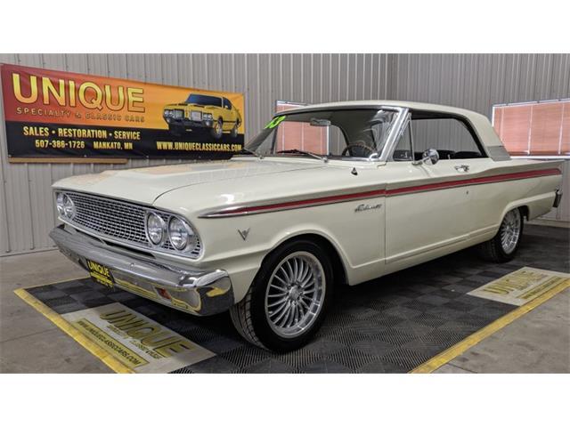 1963 Ford Fairlane (CC-1302555) for sale in Mankato, Minnesota
