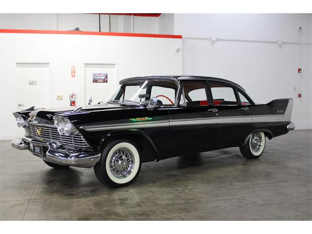1958 Plymouth Belvedere (CC-1302564) for sale in Fairfield, California