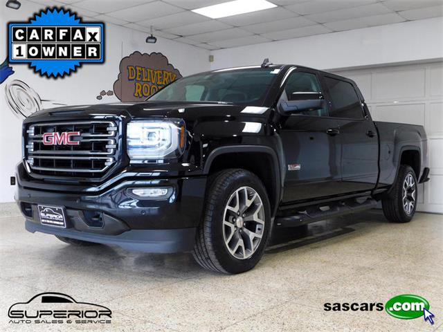 2017 GMC Sierra (CC-1302565) for sale in Hamburg, New York