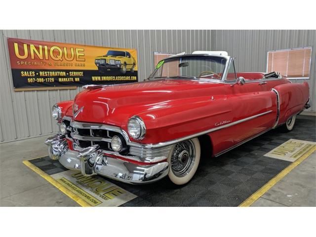 1950 Cadillac Series 62 (CC-1302572) for sale in Mankato, Minnesota