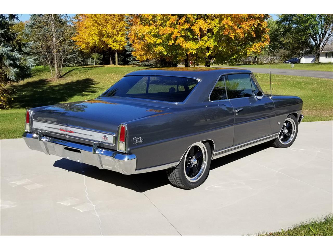 1966 Chevrolet Nova SS (CC-1302581) for sale in Scottsdale, Arizona