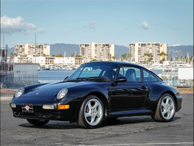 1997 Porsche 911 (CC-1300259) for sale in Marina Del Rey, California