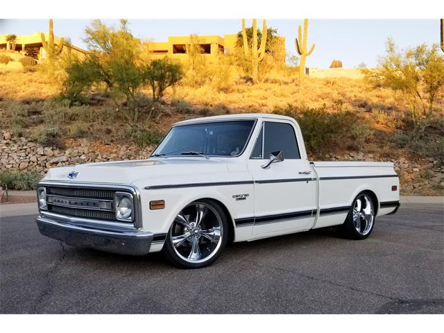 1970 Chevrolet C10 (CC-1302598) for sale in Scottsdale, Arizona