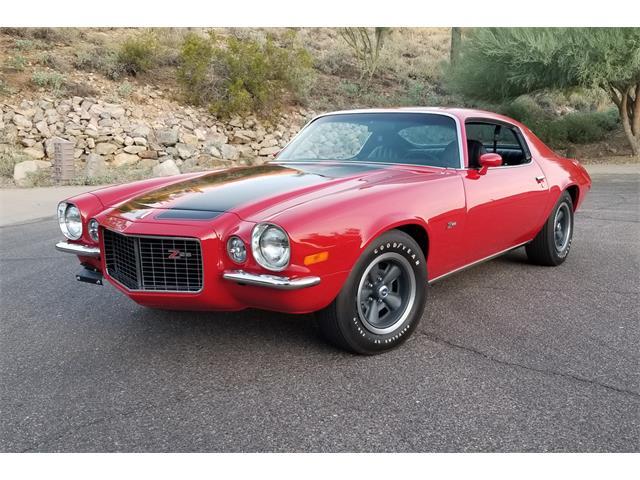 1971 Chevrolet Camaro Z28 (CC-1302599) for sale in Scottsdale, Arizona