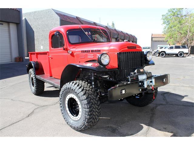 1948 Dodge Power Wagon (CC-1302603) for sale in Scottsdale, Arizona