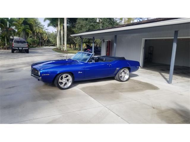 1969 Chevrolet Camaro (CC-1302604) for sale in Punta Gorda, Florida