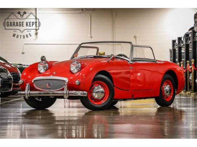 1961 Austin-Healey Sprite (CC-1302609) for sale in Grand Rapids, Michigan