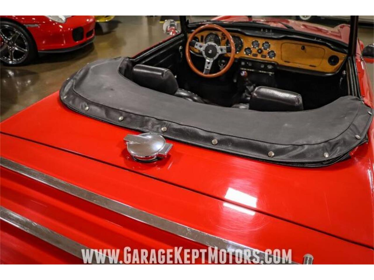 1975 Triumph TR6 (CC-1302616) for sale in Grand Rapids, Michigan