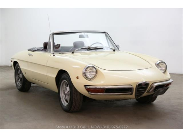 1969 Alfa Romeo Duetto (CC-1302625) for sale in Beverly Hills, California