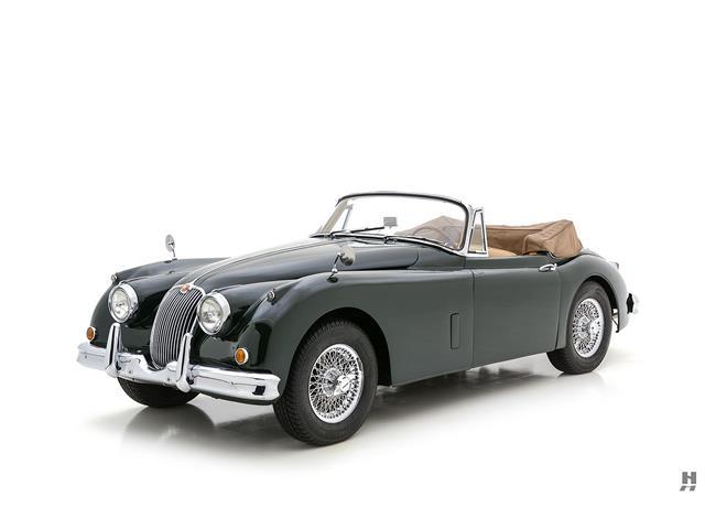1960 Jaguar XK150 (CC-1302632) for sale in Saint Louis, Missouri