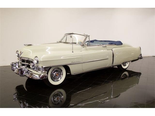 1950 Cadillac Series 62 (CC-1302639) for sale in St. Louis, Missouri