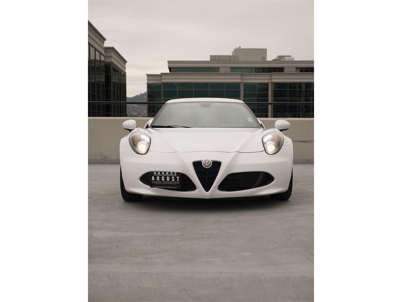 2017 Alfa Romeo 4C (CC-1302640) for sale in Kelowna, British Columbia