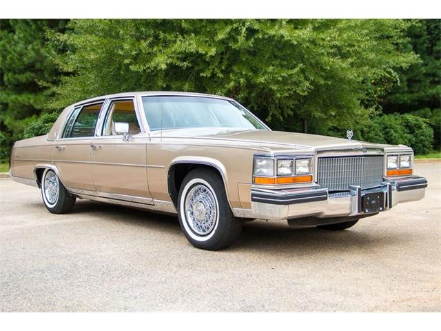 1980 Cadillac Fleetwood (CC-1302645) for sale in Raleigh, North Carolina