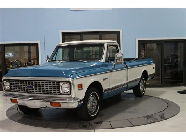 1972 Chevrolet C10 (CC-1302658) for sale in Palmetto, Florida