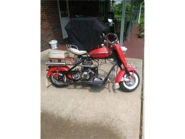 1961 Cushman Motorcycle (CC-1300266) for sale in Cadillac, Michigan