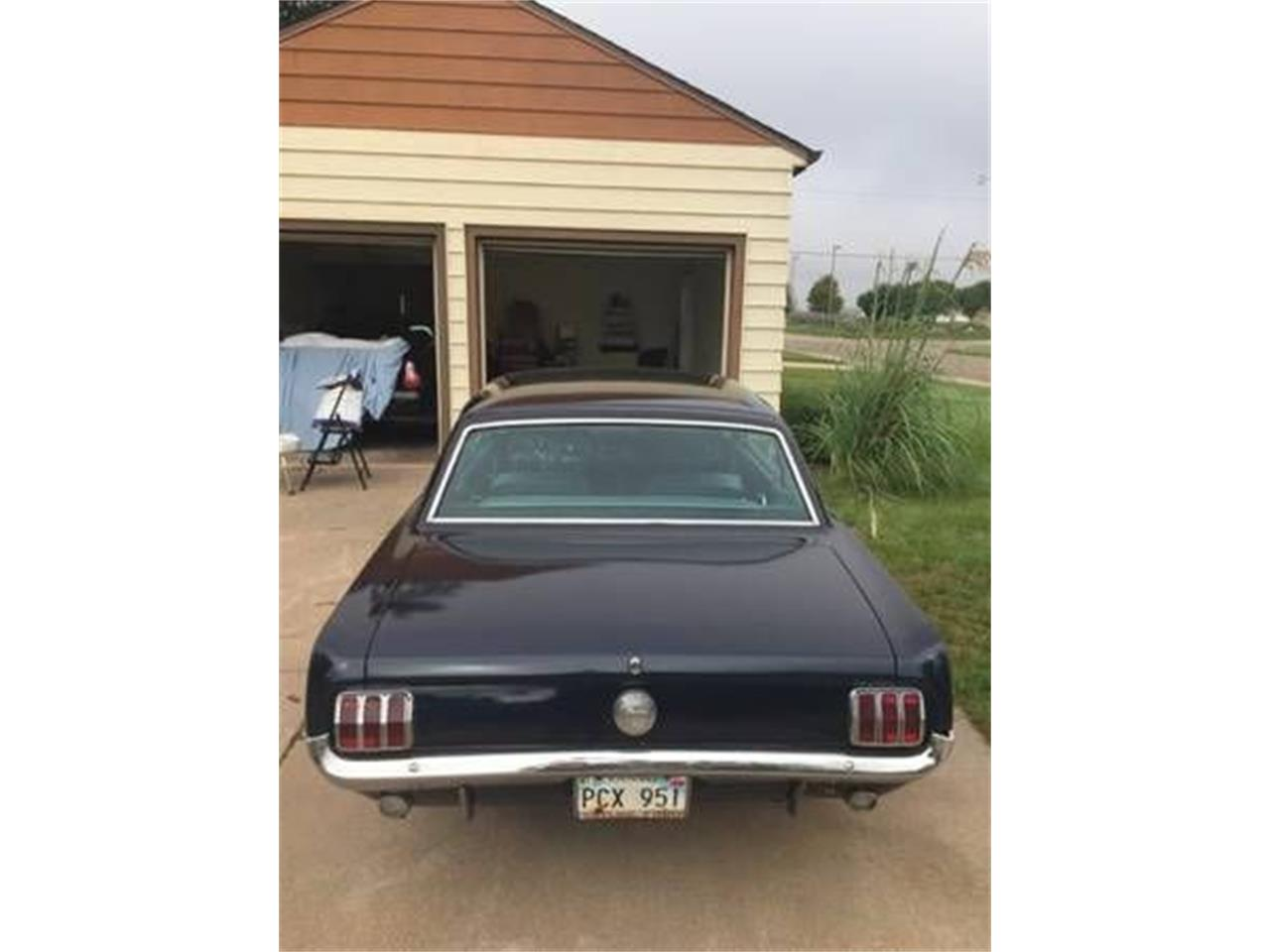 1966 Ford Mustang (CC-1300267) for sale in Cadillac, Michigan