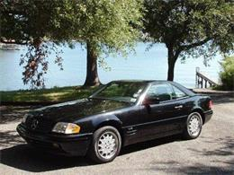 1997 Mercedes-Benz CL600 (CC-1300268) for sale in Cadillac, Michigan