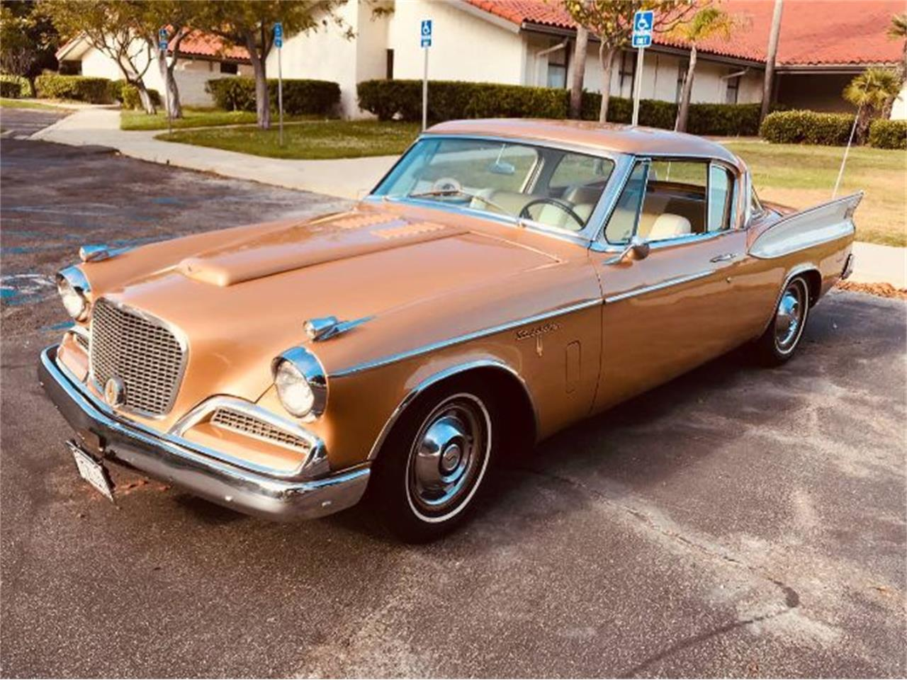 1958 Studebaker Golden Hawk (CC-1302684) for sale in Cadillac, Michigan