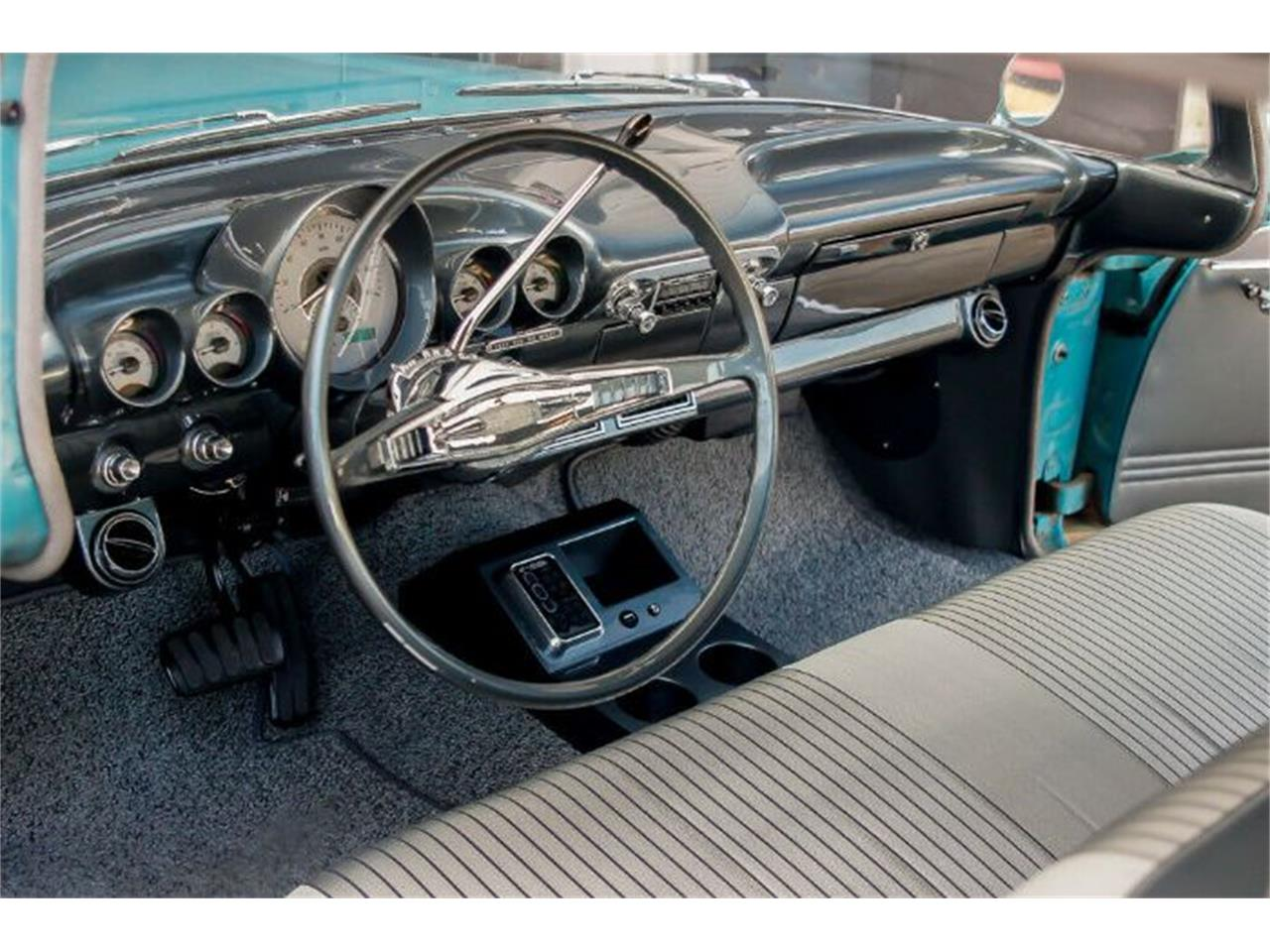 1960 Chevrolet Biscayne (CC-1302685) for sale in Cadillac, Michigan