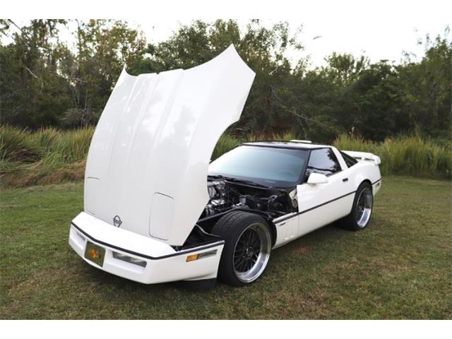 1986 Chevrolet Corvette (CC-1302696) for sale in Cadillac, Michigan