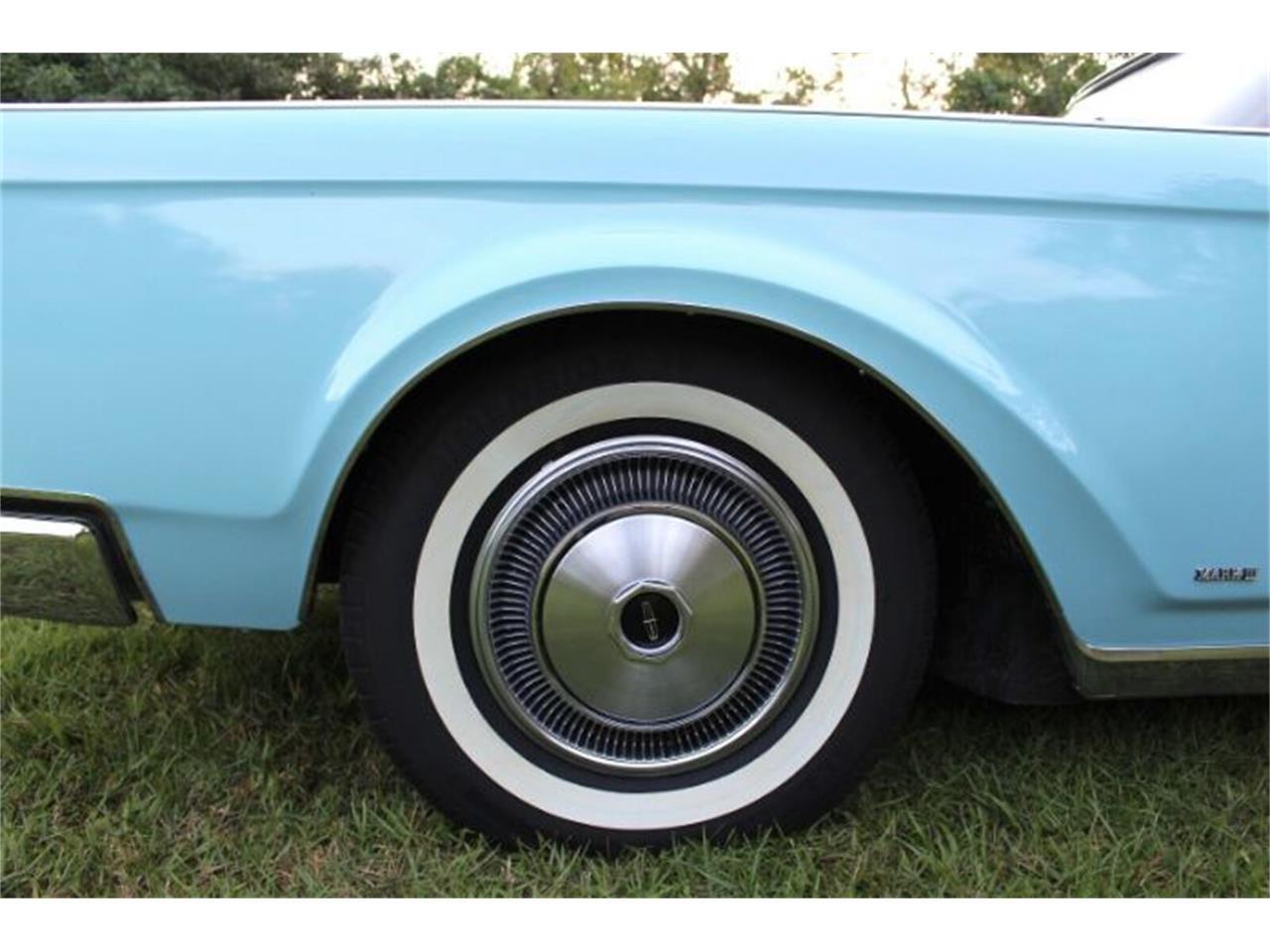 1970 Lincoln Continental (CC-1302697) for sale in Cadillac, Michigan