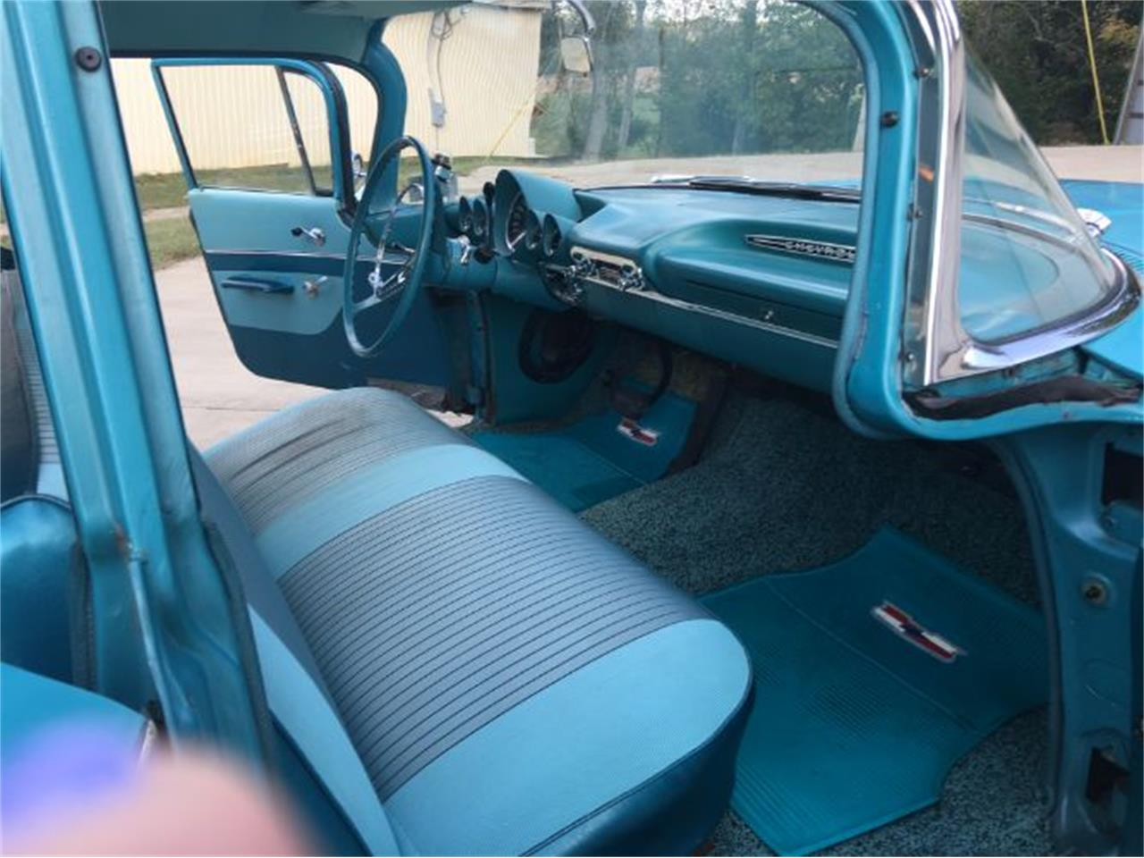 1960 Chevrolet Bel Air (CC-1302700) for sale in Cadillac, Michigan